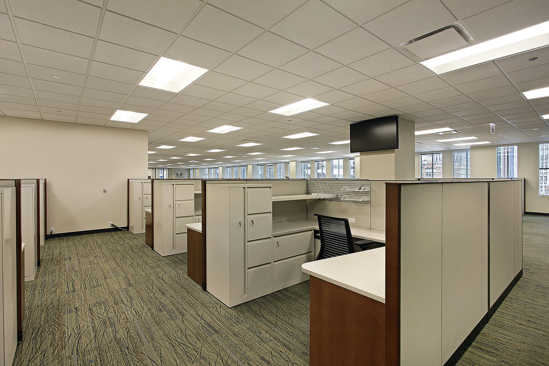 Office Lighting and Electrical